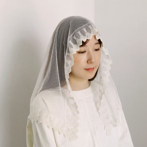 카논 미사보 Canon Catholic Veils