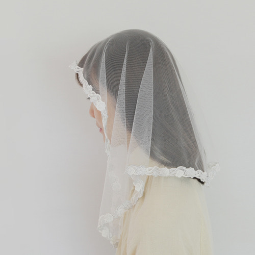 앨리스 미사보 Alice Catholic Veils